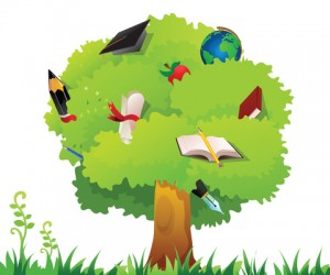 http://www.dreamstime.com/stock-images-education-tree-image16319454