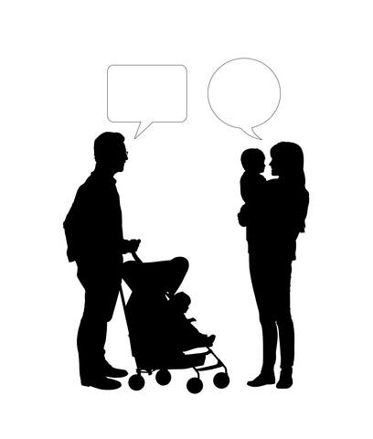 http://www.dreamstime.com/royalty-free-stock-image-dialogue-two-parents-young-children-black-silhouettes-man-woman-talking-together-vacant-text-bubbles-above-them-image35596226