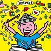 """De week van de buitenschoolse kinderopvang loopt dit jaar van 23 tot en met 27 oktober. Het thema is """"Letterpret"""". Laat je inspireren en inspireer anderen!"""